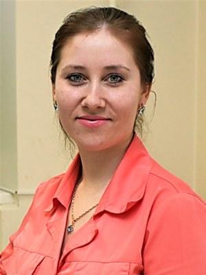 Сорокопуд Юлия Юрьевна