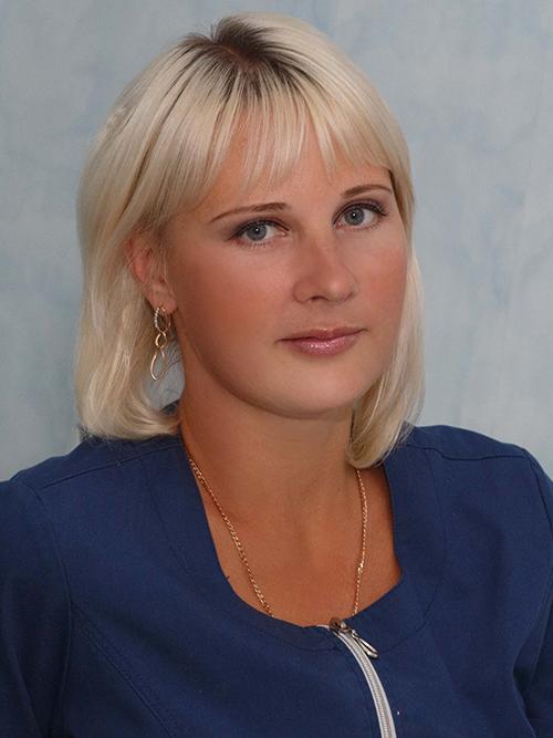 Бойкова Евгения Олеговна