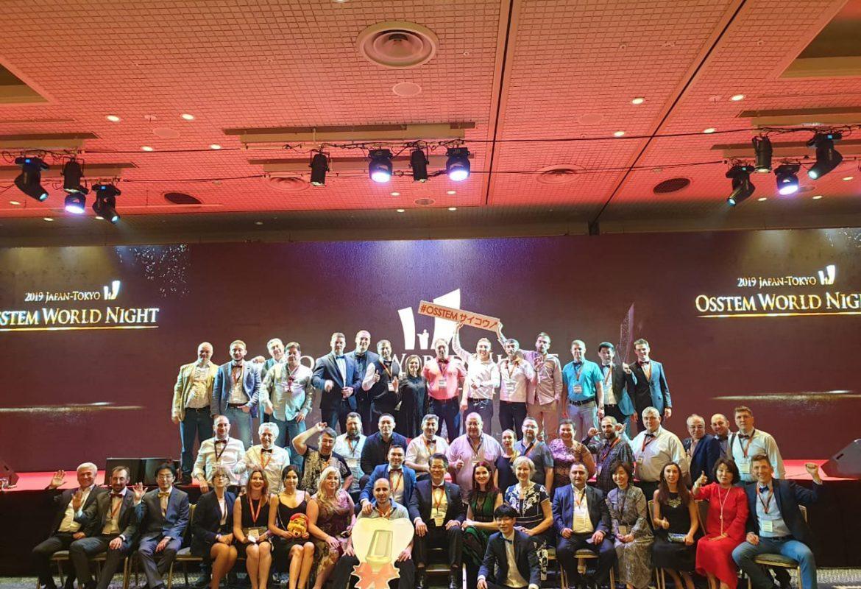 Участие в Международной конференции Osstem World Meeting 2019 Tokyo-Japan